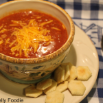 Chili – Savory, Mild and Brothy