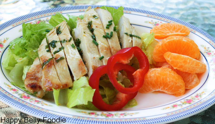 Citris Salad