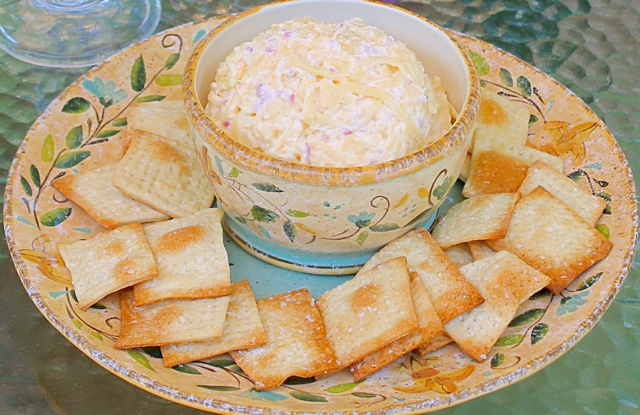 cheese-n-crackers