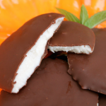 Peppermint Patties ~ sticking with the dairy free, gluten free theme