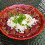 Smokey Red Beans and Rice