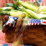 Roasted Corn on the Cob ~ A visit to McGlasson's Farm