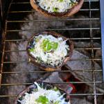 Herb Fresh Grilled Portobello Mushrooms