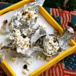 Campfire Popcorn ~ Camping Recipes