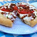 Homemade Ranch Pizza