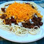 Pressure Cooker Cincinnati Style Chili