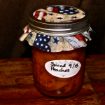 Spiced Peaches Canning