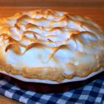 Lemon Meringue Pie ~ The magic of egg whites