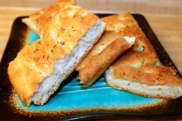 Rosemary Focaccia Bread The Perfect Crunch