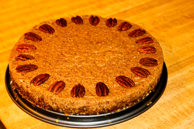 One of your favorites, turned creamy and dreamy! Vegan Pecan Pie is absolutely delicious and you're gonna love the nutritious value!