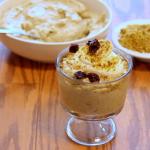 Vegan Pistachio Pudding