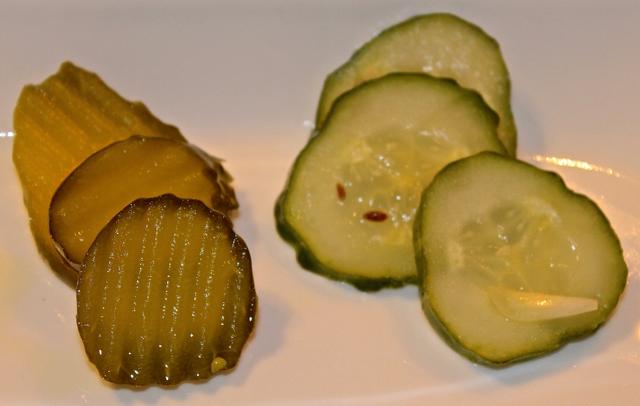 Pickle comparison