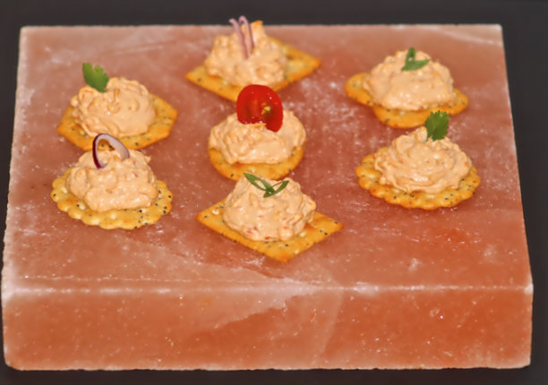 Smoked salmon dip happy belly foodie for Cooking fish on a salt block
