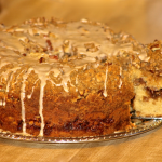 Cinnamon Crumb Top Coffee Cake