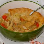Butter Crust Chicken Pot Pie
