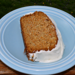 Carrot Bread ~ Using Leftover Juice Pulp