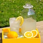 Rejuvelac Lemonade ~ Naturally Nutritious Drink