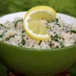 Pressure Cooker Greek Style Rice
