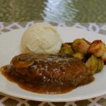 Pressure Cooker Salisbury Steak