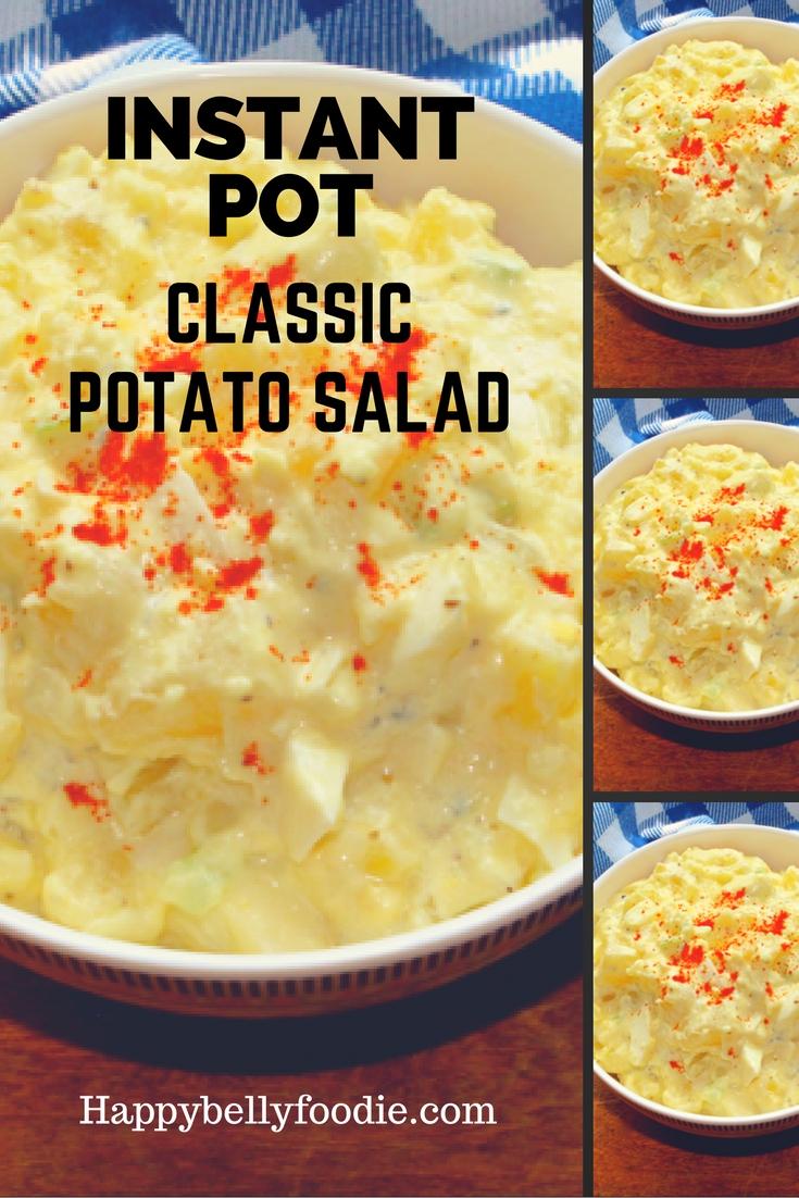 Instant Pot Classic Potato Salad