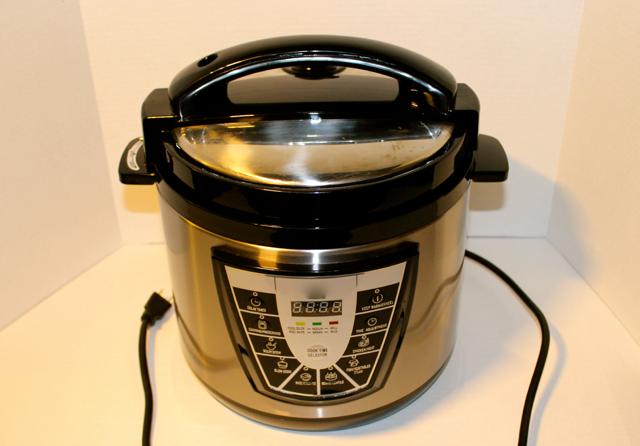 Old Pressure cooker