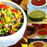 Five Salsa Recipes for Savoring Summer