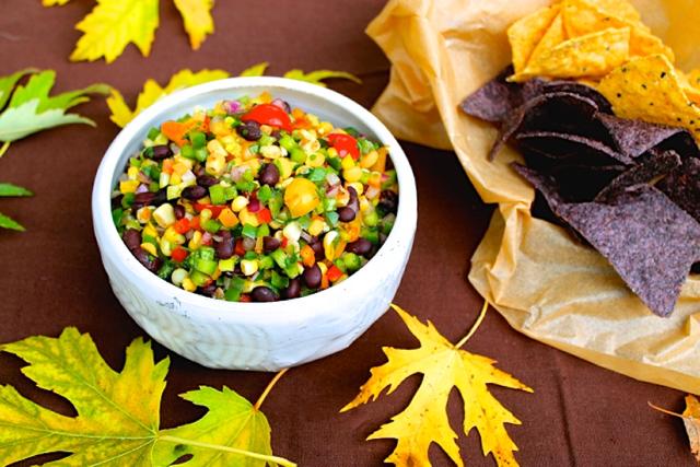 blackbean-salsa