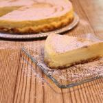 Pressure Cooker Mascarpone Cheesecake