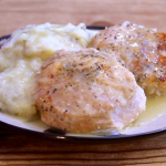 Why are my pressure cooker pork chops tough?